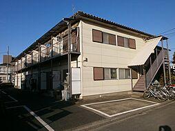 ハイツ松村[203号室]の外観