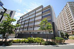 福岡県久留米市京町の賃貸マンションの外観