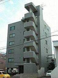 北海道札幌市東区北二十一条東1丁目の賃貸マンションの外観