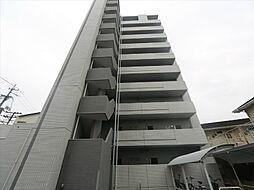 愛知県名古屋市中川区尾頭橋4丁目の賃貸マンションの外観