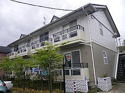 新潟県新潟市西区坂井砂山1丁目の賃貸アパートの外観