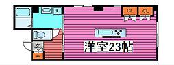 M3戸田公園[1階]の間取り