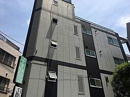 福島エンビィマンション[2階]の外観