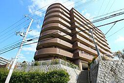 フォーラム城ヶ岡参番館[3階]の外観