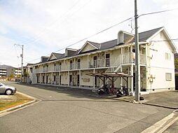 広島県東広島市八本松町米満徳政の賃貸アパートの外観