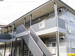 プランドールIS A棟[2階]の外観