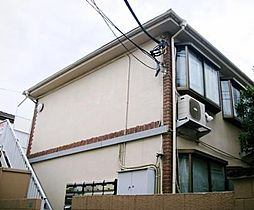 東京都豊島区池袋4丁目の賃貸アパートの外観
