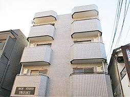 大阪府寝屋川市黒原新町の賃貸マンションの外観