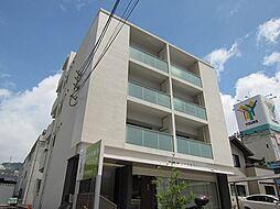 広島県広島市西区庚午中3丁目の賃貸マンションの外観
