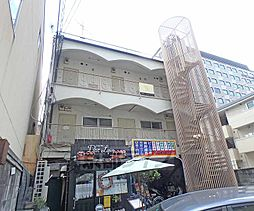 京都府京都市下京区大寿町の賃貸マンションの外観