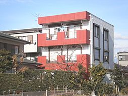コーポ松井[2階]の外観