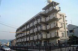 シャトー丹下[2階]の外観