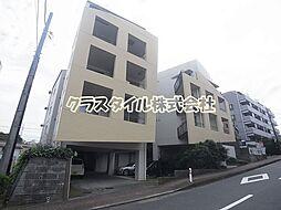 神奈川県伊勢原市東大竹2丁目の賃貸マンションの外観