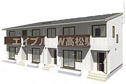 [テラスハウス] 香川県高松市太田下町 の賃貸【/】の外観