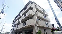 兵庫県神戸市北区有野中町4丁目の賃貸マンションの外観