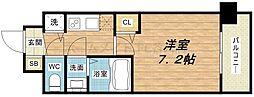 スワンズシティ大阪EAST[3階]の間取り