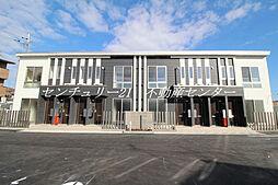 JR山陽本線 岡山駅 バス30分 池の内東下車 徒歩8分の賃貸アパート
