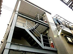 平沢マンション[1階]の外観