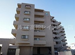 香川県高松市仏生山町の賃貸マンションの外観