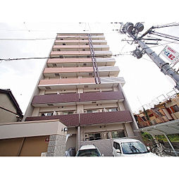 兵庫県尼崎市神田南通2丁目の賃貸マンションの外観