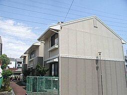 大阪府門真市北岸和田3丁目の賃貸アパートの外観