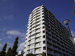URプロムナード北松戸[1-1011号室]の外観