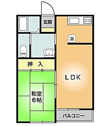 新井駅 4.0万円