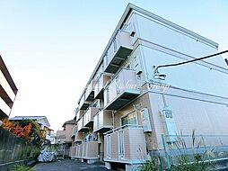 神奈川県藤沢市藤が岡2丁目の賃貸マンションの外観