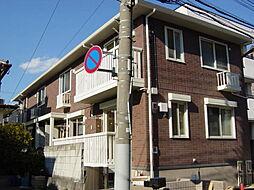 千葉県市川市相之川3丁目の賃貸アパートの外観
