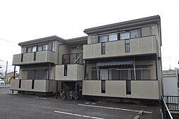 マリンハイツB[1階]の外観