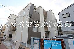 Loft清水[2階]の外観