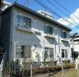 テラスハウス早稲田II[202号室号室]の外観
