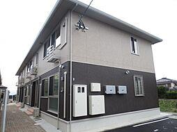 ファミーユKII[1階]の外観