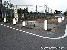 区画全景(平成29年6月下旬撮影)