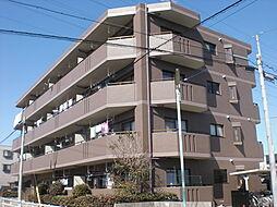 リバーサイド雅[2階]の外観