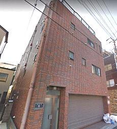 東京都台東区竜泉3丁目の賃貸アパートの外観
