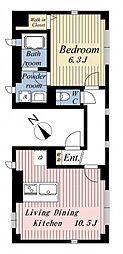(仮称)東池袋2丁目マンション[3階]の間取り