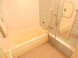 広々リラックスできる浴室です。