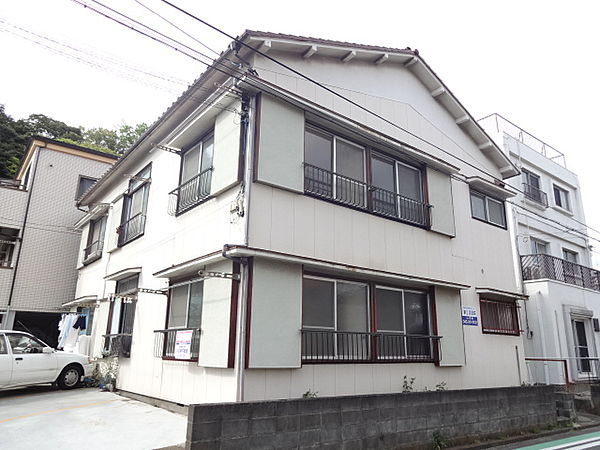 第二浜見荘 2階の賃貸【神奈川県 / 横浜市西区】