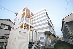 大阪府大阪市鶴見区今津南3丁目の賃貸マンションの外観