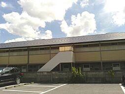 千葉県千葉市花見川区幕張町の賃貸アパートの外観