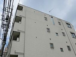 東京都練馬区平和台2丁目の賃貸マンションの外観