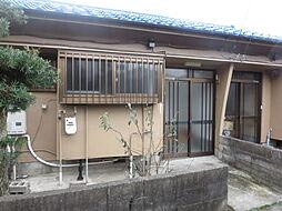 前田ハイツ[D号室]の外観
