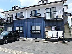 兵庫県豊岡市出石町町分の賃貸アパートの外観