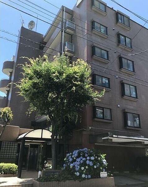 東京都大田区多摩川1丁目の賃貸マンション