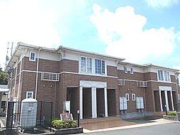 鹿児島県鹿児島市石谷町の賃貸アパートの外観
