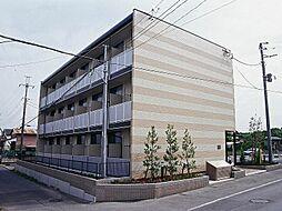 レオパレスフレアレーブ[1階]の外観