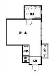 日本橋センチュリープラザ[3階]の間取り