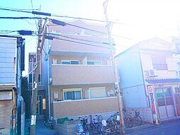 マリーナ帝塚山[3階]の外観