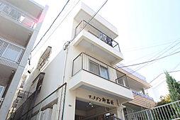愛知県名古屋市昭和区御器所2丁目の賃貸マンションの外観